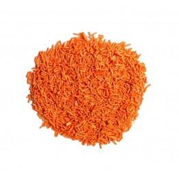 Pałeczki cukrowe pomarańczowe 30g