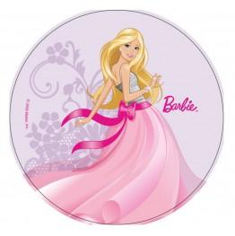 Opłatek na tort Barbie-Nr 2-21cm