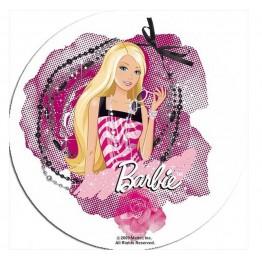 Opłatek na tort Barbie-Nr 11-21cm
