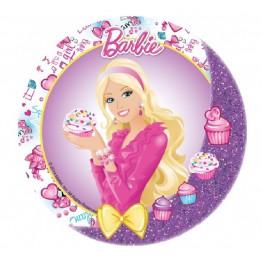 Opłatek na tort Barbie-Nr 13-21cm