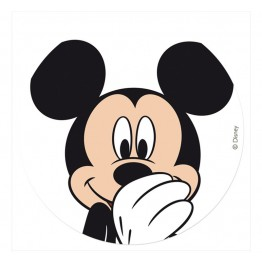 Opłatek na tort Myszka Miki-Nr 12-21cm