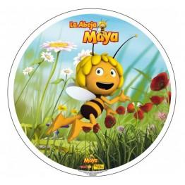 Opłatek na tort Pszczółka Maja-Nr 8-21cm