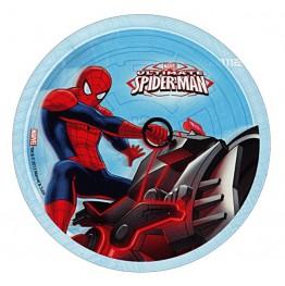Opłatek na tort Spiderman-Nr 7-21cm