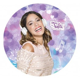 Opłatek na tort Violetta-Nr 4-21cm