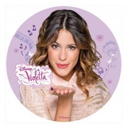 Opłatek na tort Violetta-Nr 5-21cm