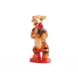 Świeczka urodzinowa Tygrysek