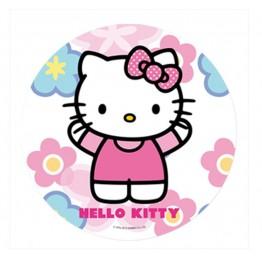 Opłatek na tort Hello Kitty-Nr 11-21cm
