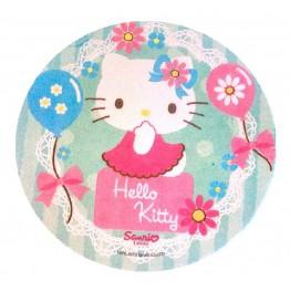 Opłatek na tort Hello Kitty-Nr 16-21cm
