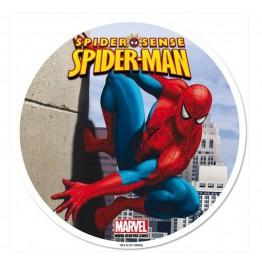 Opłatek na tort Spiderman-Nr 13-21cm