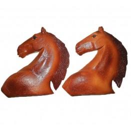 Głowa konia z cukru 2 sztuki