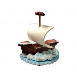 Opakowanie na tort i ciasto EKO 25x25x12 cm