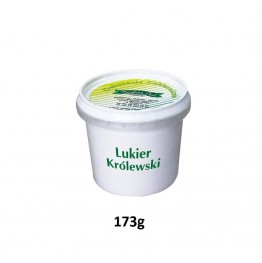 Lukier królewski-173g