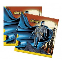 Serwetki papierowe Batman-20 sztuk