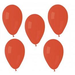 Balony czerwone Gemar 100 sztuk