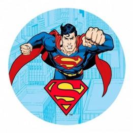 Opłatek na tort Superman-Nr 3-21cm