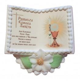 Opłatek na tort Minionki-Nr 2-21cm