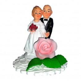 Figurka na tort Babcia i Dziadek