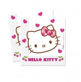 Serwetki papierowe Hello Kitty-20 sztuk