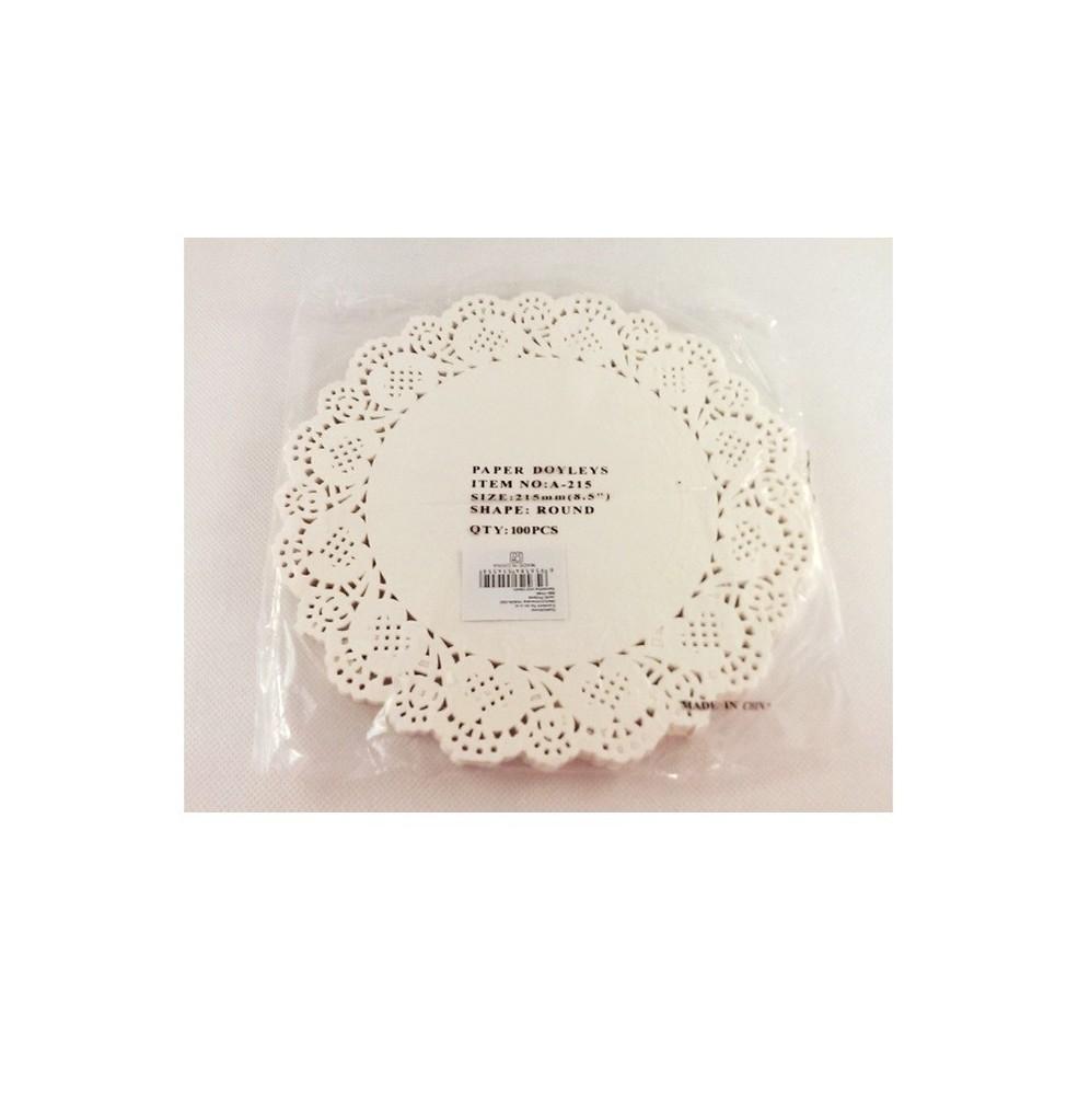 Serwetki papierowe pod ciasto 21