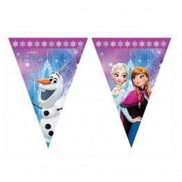 Banner urodzinowy Kraina Lodu 2