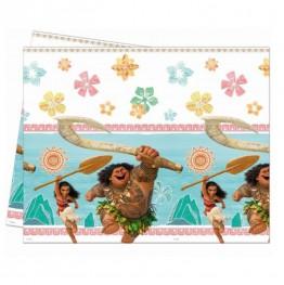 Obrus foliowy Vaiana:Skarb Oceanu 120cm x 180cm