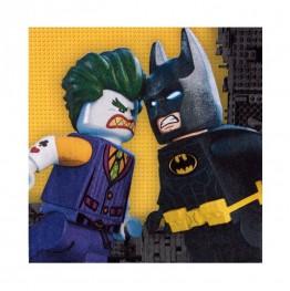 Serwetki papierowe Lego Batman-20 sztuk