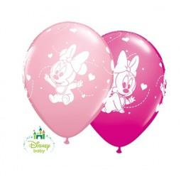 Zestaw urodzinowy na tort Miki i Minnie