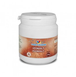Izomalt w granulkach Food Colours 250g