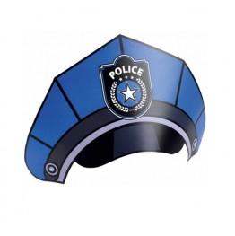 Czapki urodzinowe Policja-8 sztuk