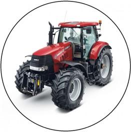 Opłatek na tort Traktor-1-20cm