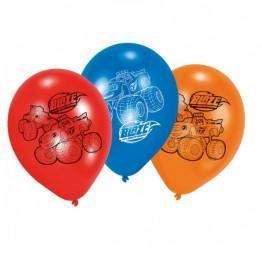 Balony Mega Maszyny-6 sztuk