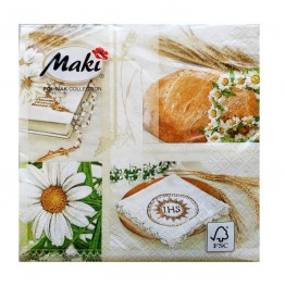 Serwetki papierowe Komunia-8-20 sztuk