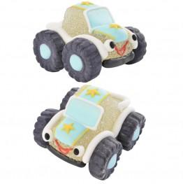 Samochód bajkowy-terenowy-Modecor-jasnozielony