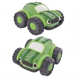 Samochód bajkowy-terenowy-Modecor-zielony