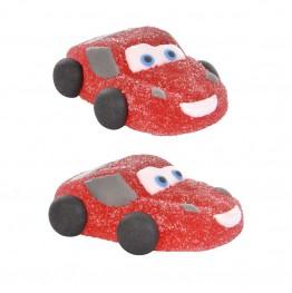 Samochód bajkowy-Modecor-czerwony