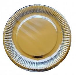Brokat spożywczy-SREBRNY-Modecor