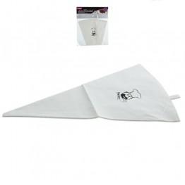 Talerzyki papierowe-18lat-różowe-23cm 8 sztuk