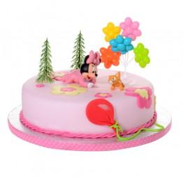 Figurka na tort Bokser-Modecor-z cukru