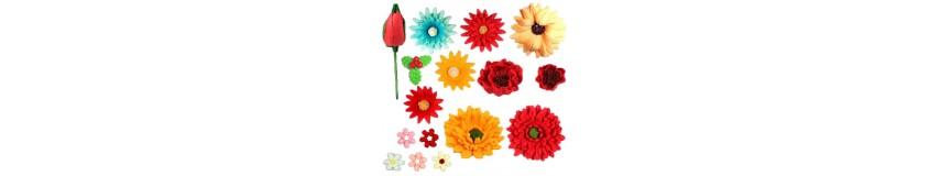 Kwiaty Różne-kolory