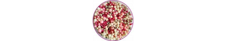 Perełki kolorowe