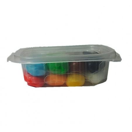 Lukier plastyczny Mix 8 kolorów 200g