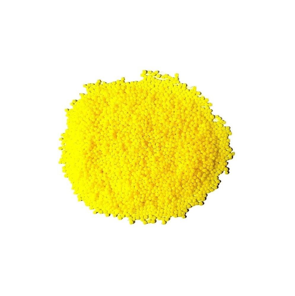 Maczek cukrowy żółty 1kg