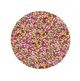 Maczki cukrowe perłowe mix kolorów 30g