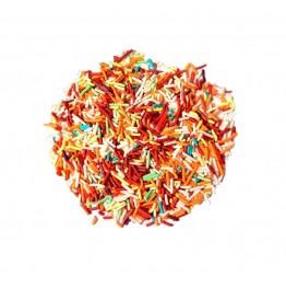 Pałeczki cukrowe mix kolorów 1kg
