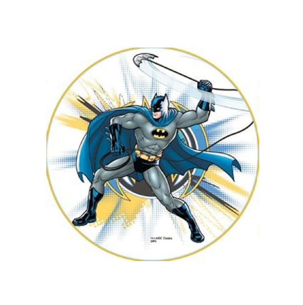 Opłatek na tort Batman-Nr 1-21cm
