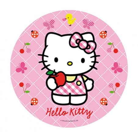 Opłatek na tort Hello Kitty-Nr 1-21cm