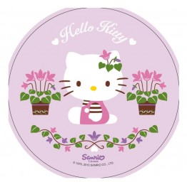 Opłatek na tort Hello Kitty-Nr 3-21cm