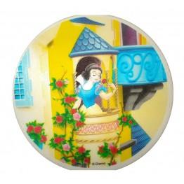 Opłatek na tort Królewna Śnieżka-Nr 1-21cm