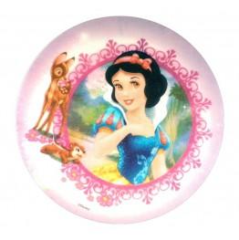 Opłatek na tort Królewna Śnieżka-Nr 4-21cm