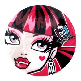 Opłatek na tort Monster High-Nr 1-21cm
